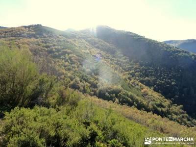Ancares lucenses; viaje Puente noviembre; viajes de una semana excursiones desde madrid de un dia